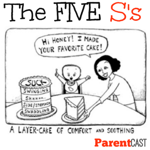 Calming Your Fussy Baby: The Five S's – Episode 29