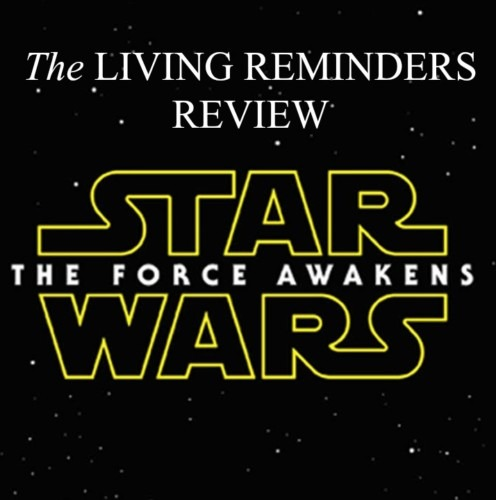 BONUS EPISODE: Review of Star Wars The Force Awakens – Episode 38 – The Leftovers Podcast: The Living Reminders With Mary & Blake