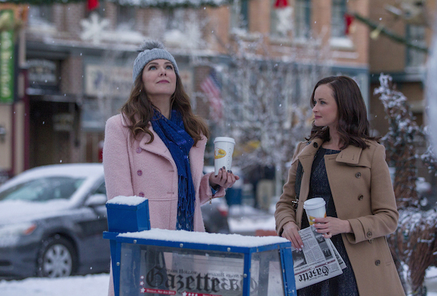 You've Been Gilmored – 1.05: Winter – A Gilmore Girls Podcast With Mary & Blake