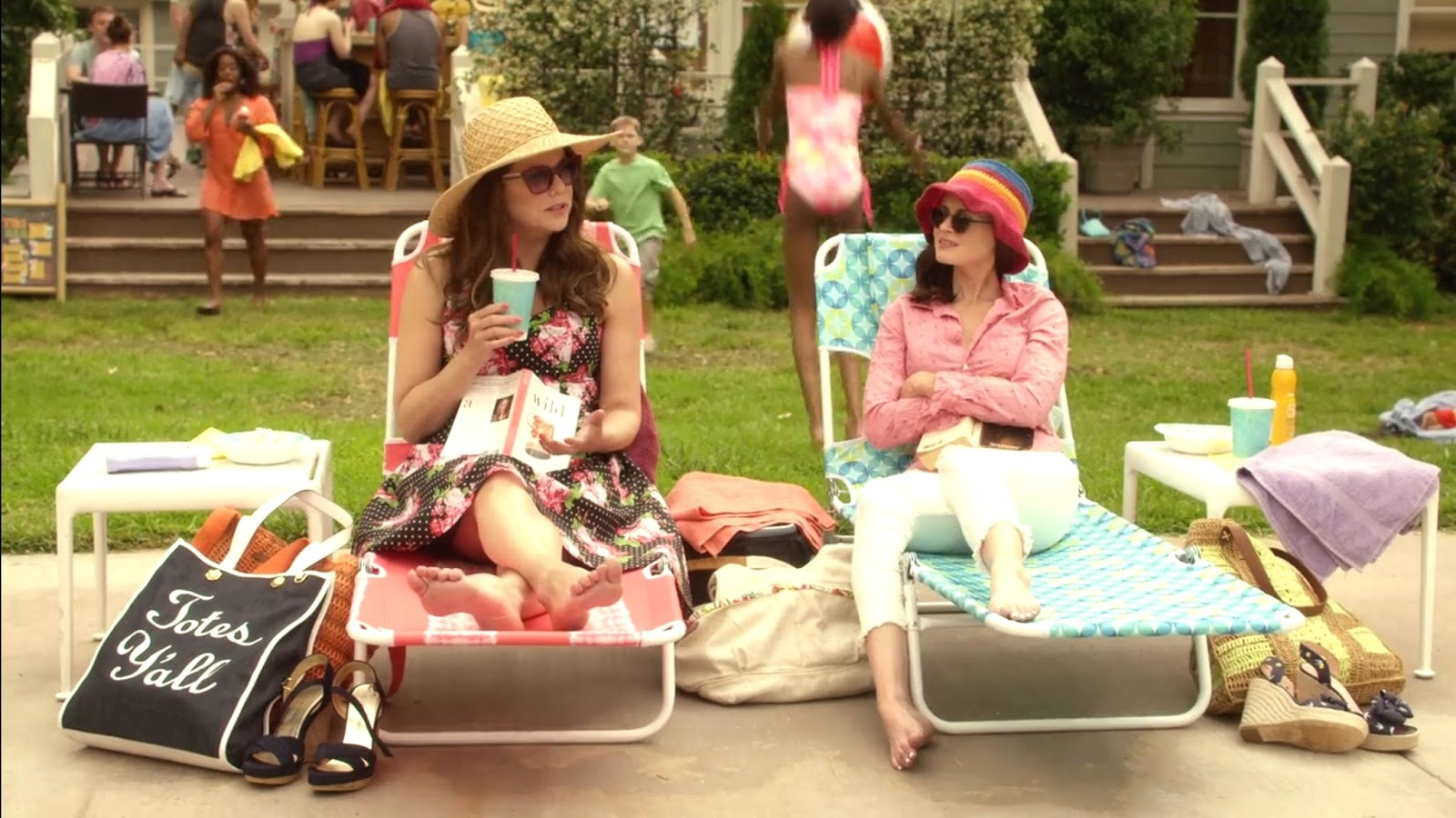 You've Been Gilmored – 1.07: Summer – A Gilmore Girls Podcast With Mary & Blake