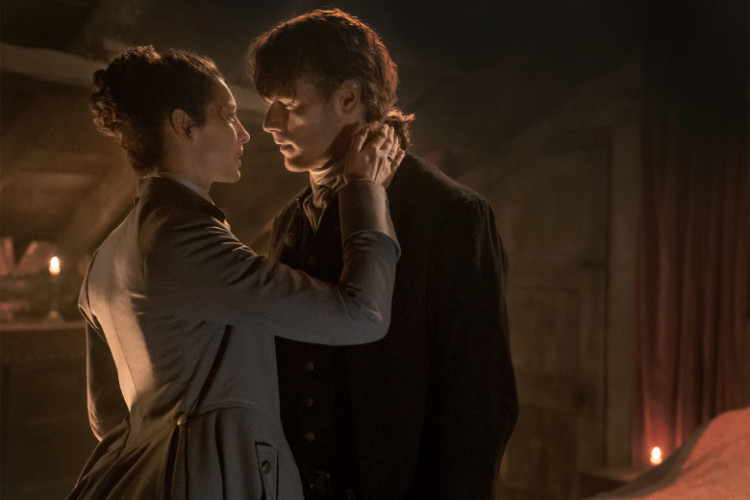 A. Malcolm Listener feedback Outlander Cast review