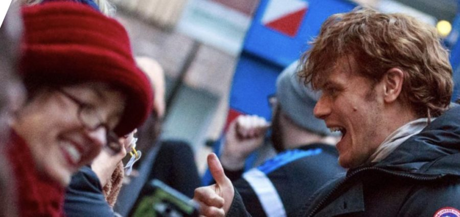 Online Outlander Fandom Wars: WTF?