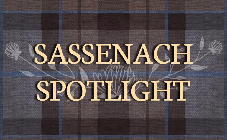 Sassenach Spotlight: Suzette Beaugrand from Canada