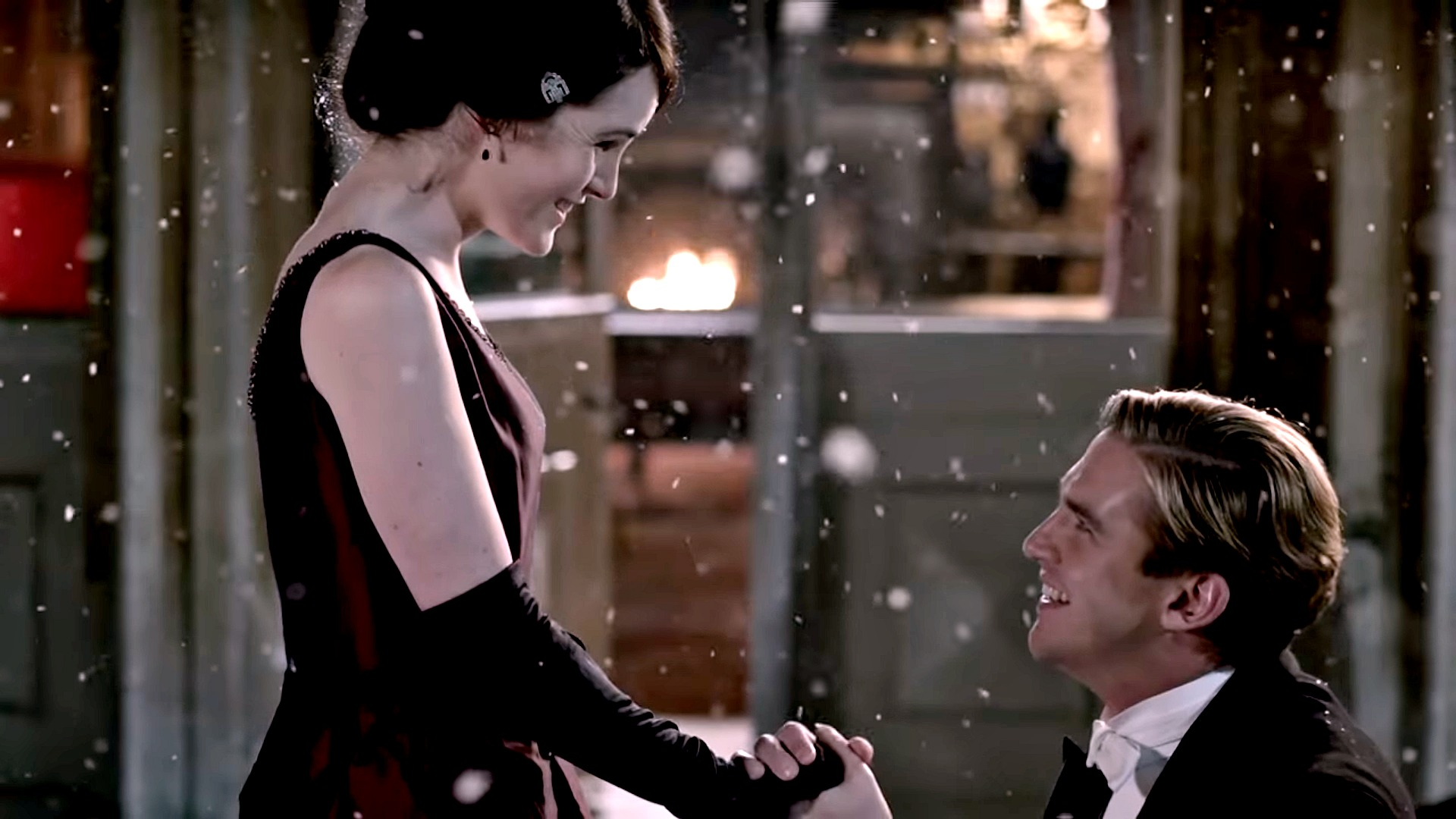 Matthew's Proposal To Lady Mary: The Most Romantic Scene In Television