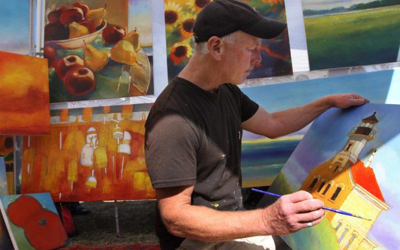 Wicked rhody Scituate Art Festival