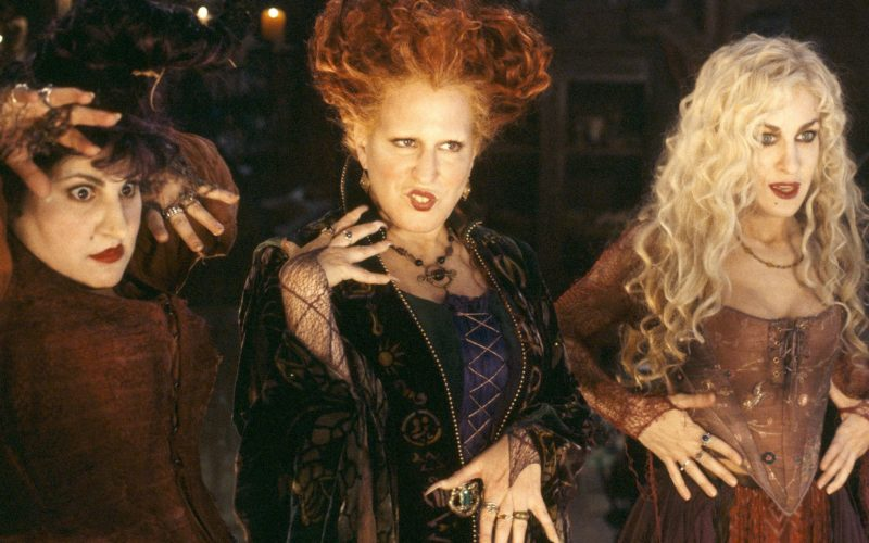 hocus pocus in the park