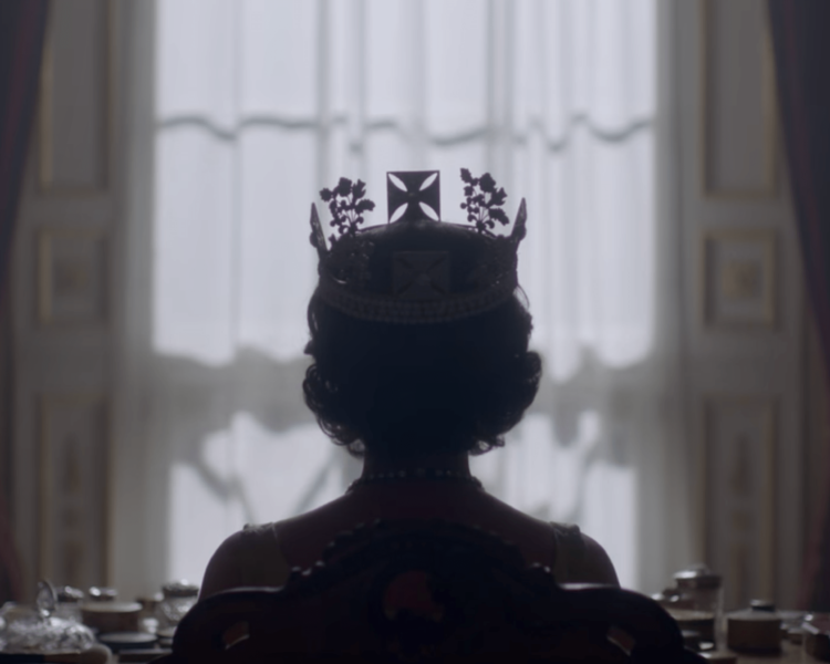 The Crown: Olding