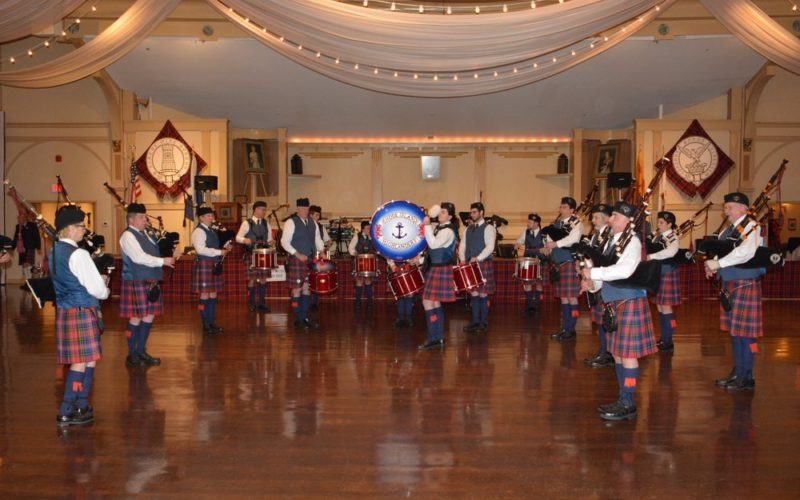 wicked Rhody burns supper and dance