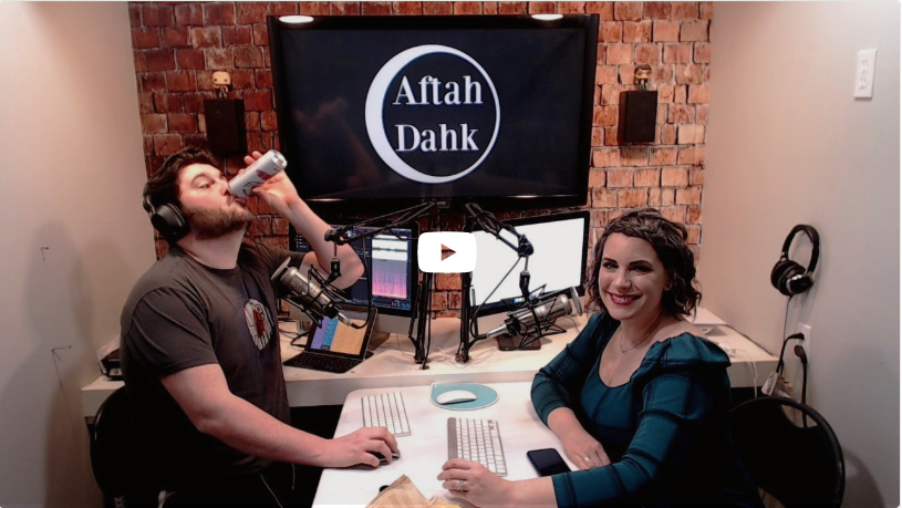 The Aftah Dahk Show With Mary & Blake 4