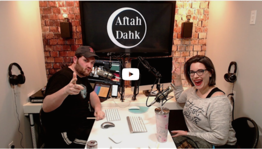 The Aftah Dahk Show With Mary & Blake 6