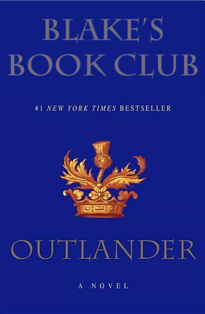 Blake's Book Club Outlander