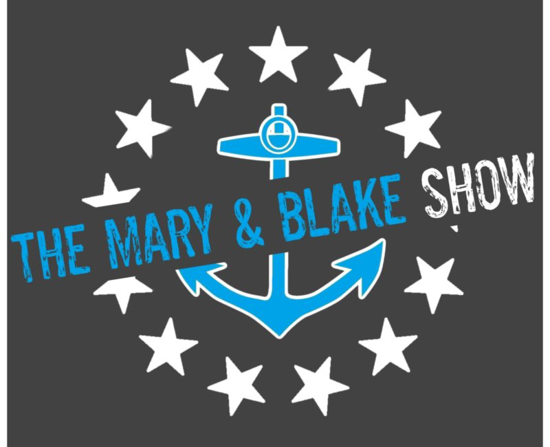 The Mary & Blake Show Art