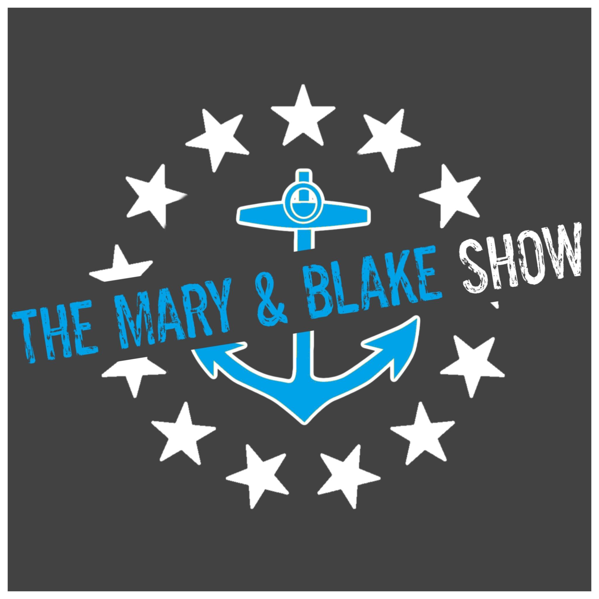 The Mary & Blake Show Art