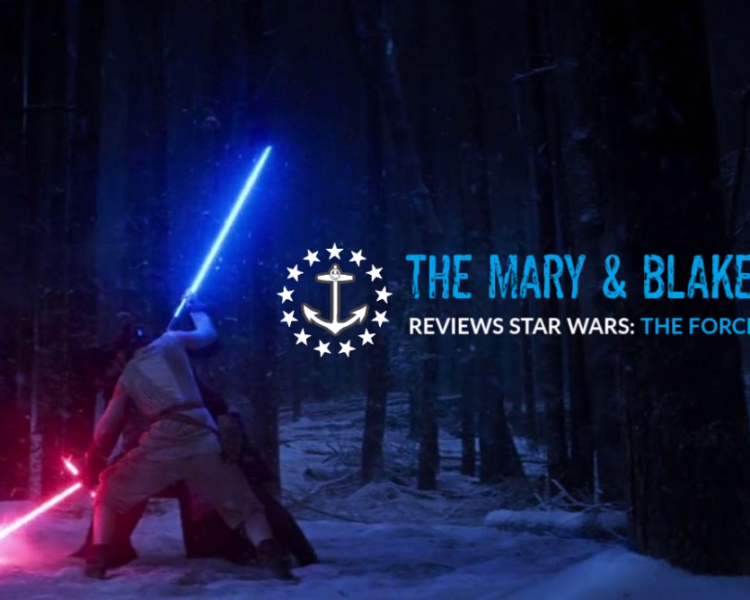 Star Wars The Force Awakens Mary & Blake Show Featured