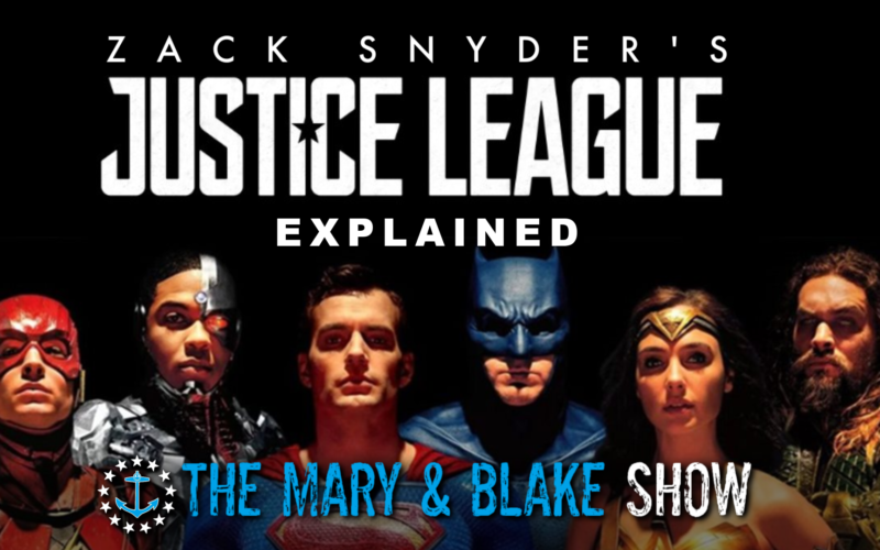 Justice League Snyder Cut Explained - M&B Featured