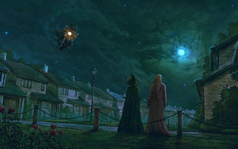 The Potterverse: The Boy Who Lived