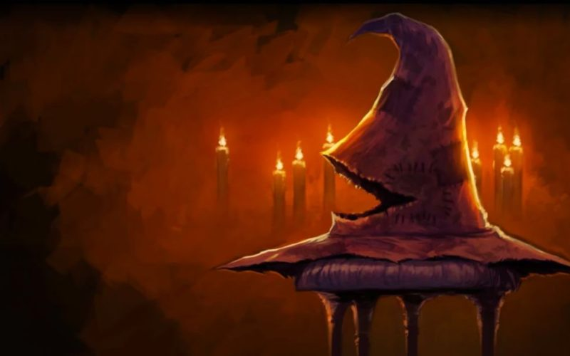 Chapter 7 the sorting hat header