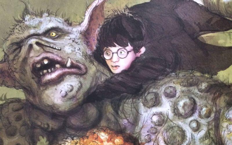 The Sorcerer's Stone Hallowe'en