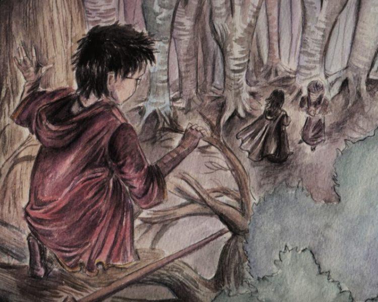 The Sorcerer's Stone Nicolas Flamel