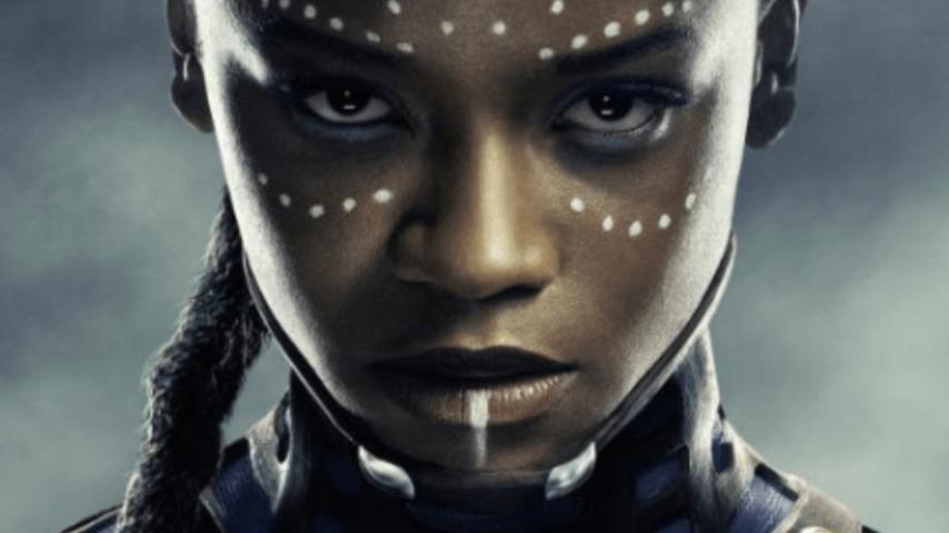 Shuri Black Panther without Chadwick Boseman