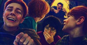 The Potterverse: Chapter 3 – The Burrow | The Chamber Of Secrets