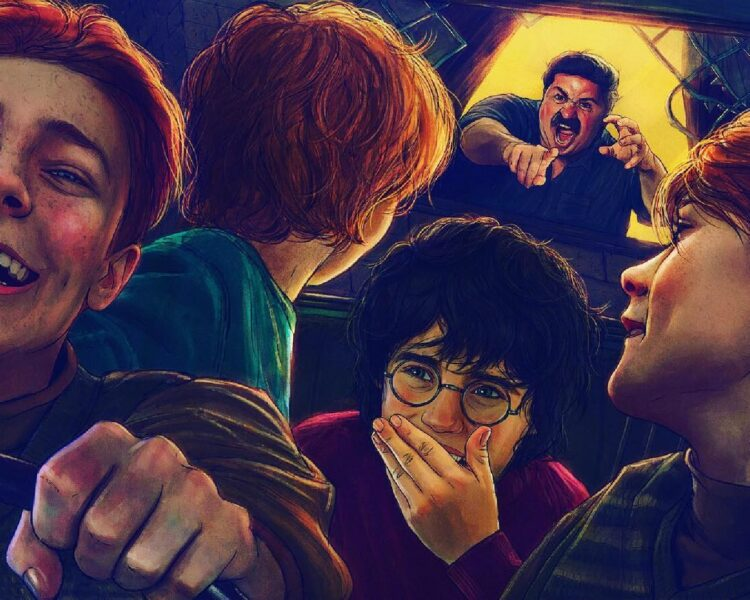 The Burrow Chamber Of Secrets Header (1)