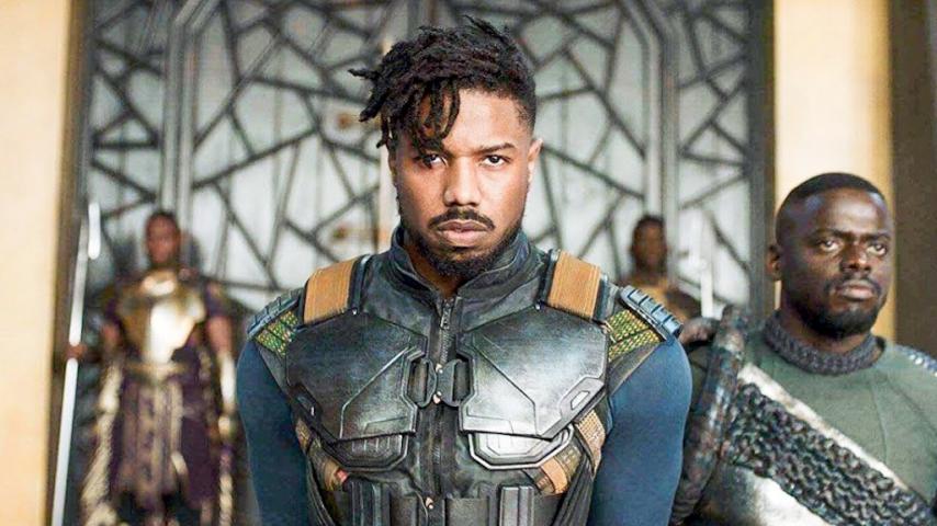 killmonger - Black Panther without Chadwick Boseman