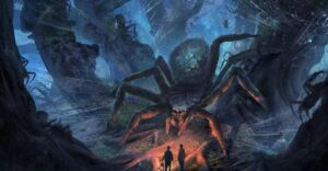 The Potterverse: Chapter 15 – Aragog | The Chamber Of Secrets
