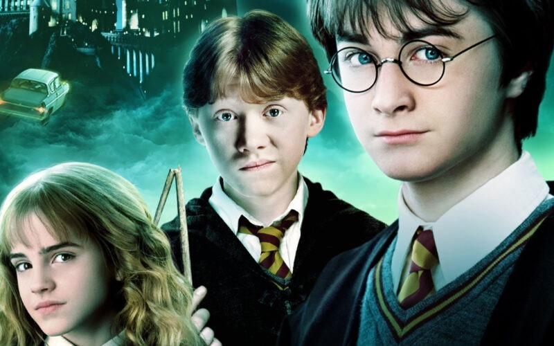 Harry Potter And The Chamber Of Secrets Film Review