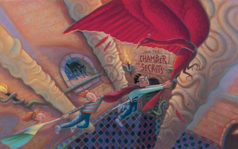 The Chamber Of Secrets Book Wrap Up