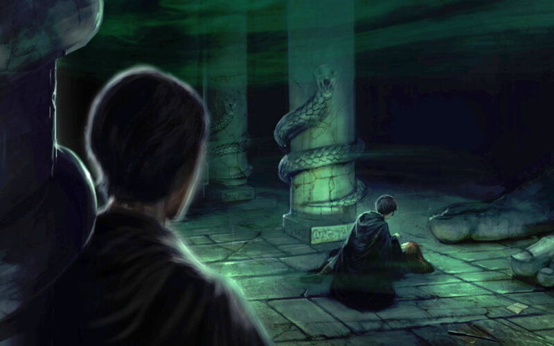 the chamber of secrets: the heir of slytherin