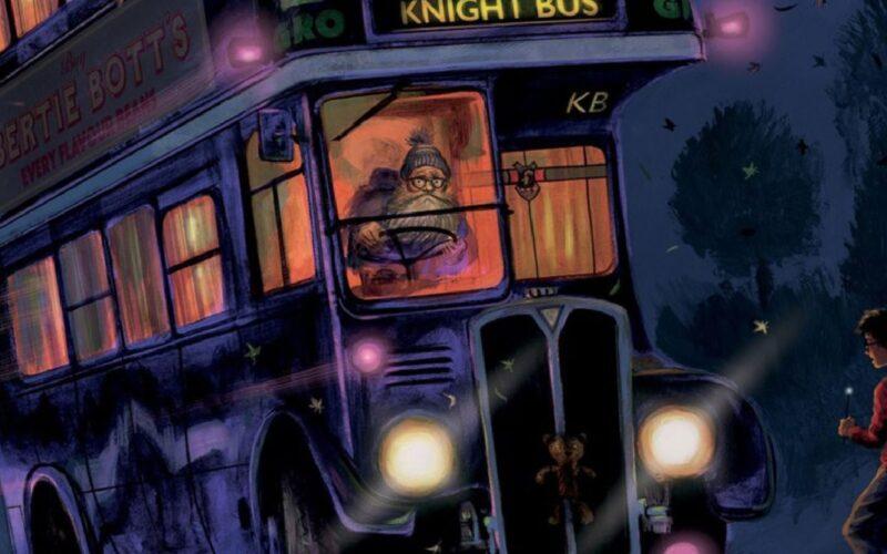 THe Prisoner Of Azkaban: The Knight Bus