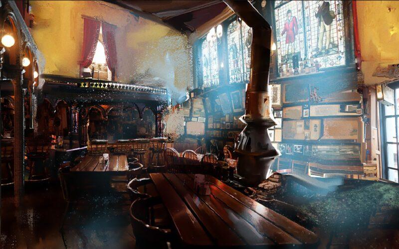 THe Prisoner Of Azkaban: The Leaky Cauldron