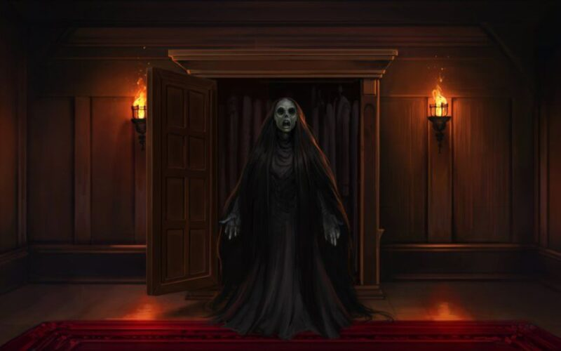 The Prisoner Of Azkaban: THe Boggart In THe Wardrobe