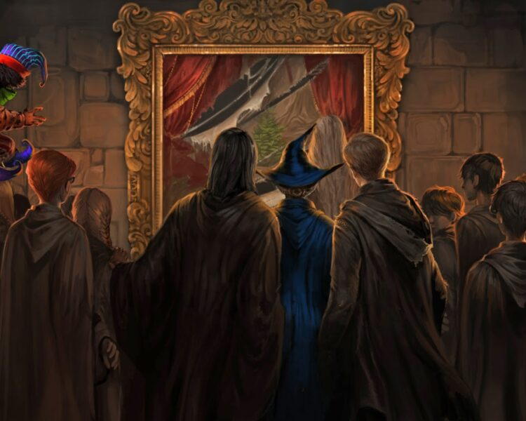 THe Prisoner Of Azkaban: Flight Of THe Fat Lady