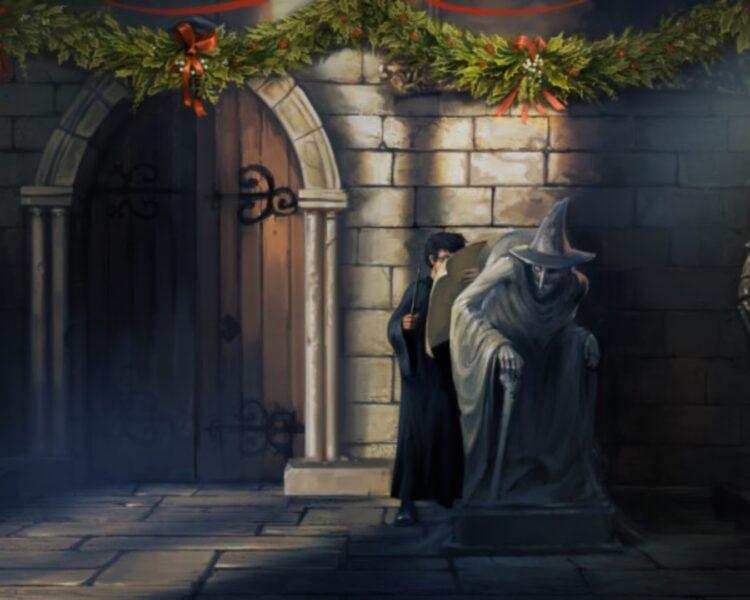The Prisoner Of Azkaban: Chapter 10 - The Marauder's Map