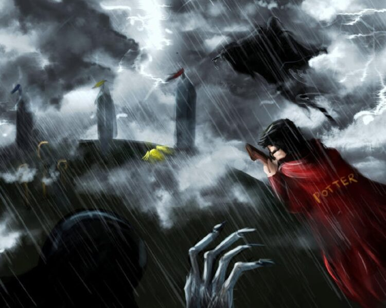 The Prisoner Of Azkaban: Grim Defeat
