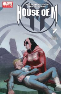 WanaVision Premiere: House Of M Review