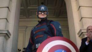 """""""New World Order"""" New Captain America"""