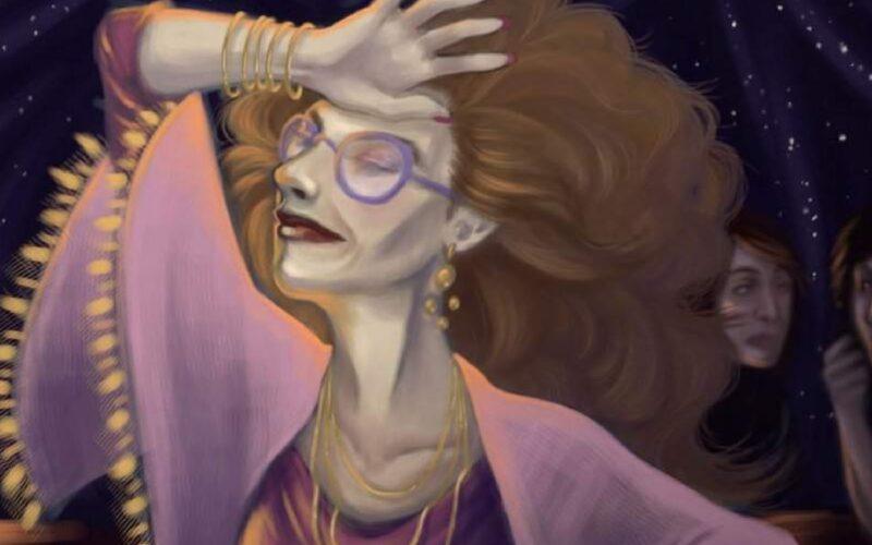 The Prisoner Of Azkaban: Chapter 16 - Professor Trelawney's Prediction