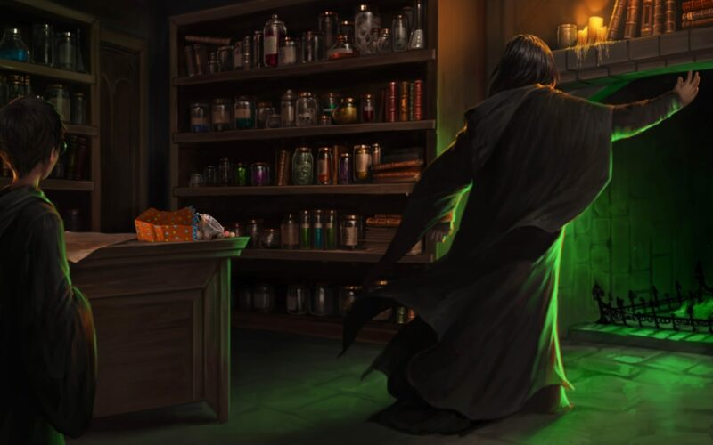 The Prisoner Of Azkaban: Chapter 14 - Snape's Grudge Review And Analysis