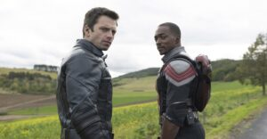 "The Falcon And The Winter Soldier: Episode 1.02 ""Star Spangled Man"" 