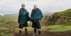 Outlander Cast: Men In Kilts: Episode 7 – Tartans And Clans