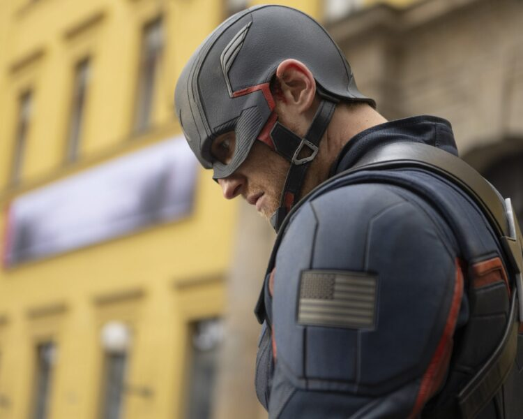 The Falcon And The Winter Soldier: 1.04 - The Whole World Is Watching