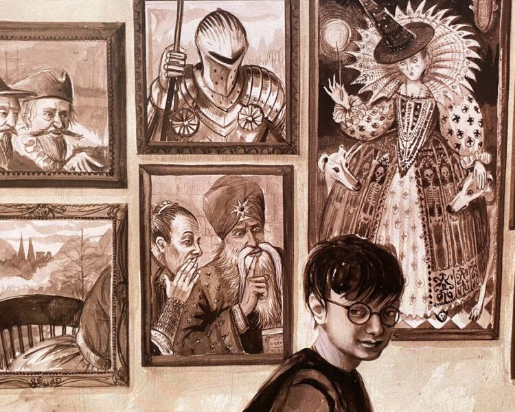 The Goblet Of Fire: Chapter 17 - The Four Champions Review And Analysis